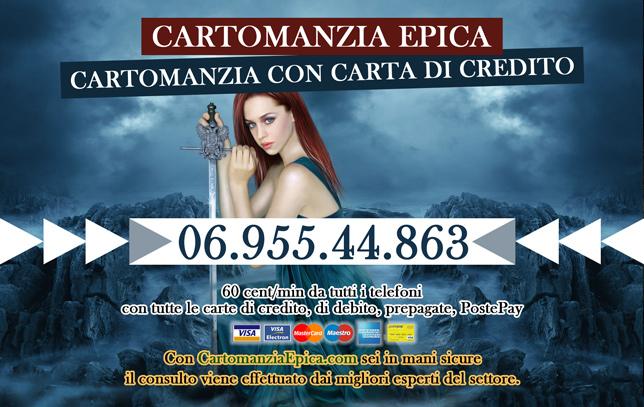 Cartomanzia consulti carta credito
